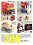 1990 Sears Christmas Book, Page 386