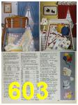 1988 Sears Spring Summer Catalog, Page 603