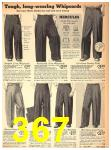 1942 Sears Spring Summer Catalog, Page 367