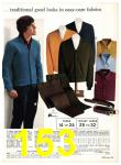1971 Sears Fall Winter Catalog, Page 153