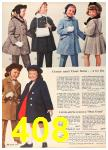 1960 Sears Fall Winter Catalog, Page 408