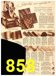 1940 Sears Fall Winter Catalog, Page 858
