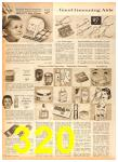 1958 Sears Fall Winter Catalog, Page 320