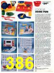 1992 Sears Christmas Book, Page 386