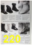 1964 Sears Fall Winter Catalog, Page 220