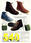 1971 Sears Fall Winter Catalog, Page 540