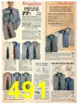 1940 Sears Fall Winter Catalog, Page 491