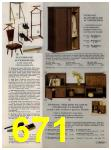 1972 Sears Fall Winter Catalog, Page 671