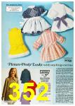 1972 Sears Spring Summer Catalog, Page 352