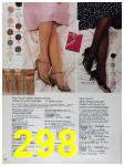 1988 Sears Spring Summer Catalog, Page 298