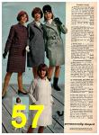 1966 Montgomery Ward Fall Winter Catalog, Page 57