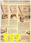 1958 Sears Spring Summer Catalog, Page 899