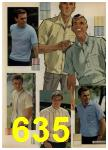 1965 Sears Spring Summer Catalog, Page 635