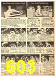 1940 Sears Fall Winter Catalog, Page 603