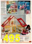 1985 Sears Christmas Book, Page 495