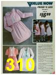 1985 Sears Spring Summer Catalog, Page 310