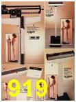 1987 Sears Spring Summer Catalog, Page 919