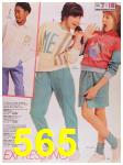 1988 Sears Fall Winter Catalog, Page 565