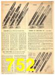 1949 Sears Spring Summer Catalog, Page 752
