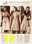 1940 Sears Fall Winter Catalog, Page 30