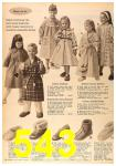 1963 Sears Fall Winter Catalog, Page 543