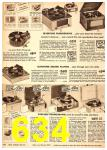 1949 Sears Spring Summer Catalog, Page 634