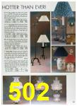 1989 Sears Home Annual Catalog, Page 502