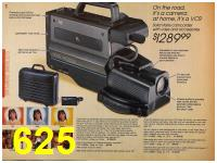 1987 Sears Fall Winter Catalog, Page 625