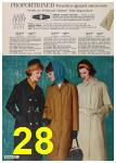 1962 Sears Fall Winter Catalog, Page 28