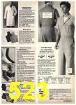1977 Sears Spring Summer Catalog, Page 523