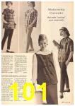 1960 Sears Fall Winter Catalog, Page 101