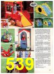 1990 Sears Christmas Book, Page 539