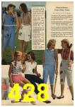 1961 Sears Spring Summer Catalog, Page 428