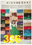 1962 Sears Fall Winter Catalog, Page 336