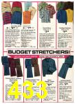 1976 Sears Fall Winter Catalog, Page 433