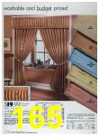 1989 Sears Home Annual Catalog, Page 165