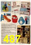 1982 Montgomery Ward Christmas Book, Page 487
