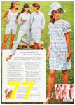 1967 Sears Spring Summer Catalog, Page 77