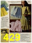 1979 Sears Spring Summer Catalog, Page 429
