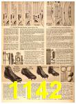 1956 Sears Fall Winter Catalog, Page 1142