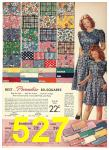 1942 Sears Spring Summer Catalog, Page 527