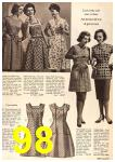 1960 Sears Fall Winter Catalog, Page 98