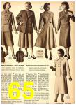 1949 Sears Spring Summer Catalog, Page 65