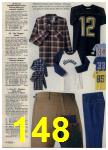 1980 Sears Fall Winter Catalog, Page 148
