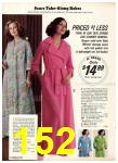 1975 Sears Fall Winter Catalog, Page 152