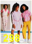 1986 Sears Spring Summer Catalog, Page 298