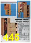 1989 Sears Home Annual Catalog, Page 445
