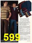 1971 Sears Fall Winter Catalog, Page 599