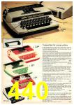 1981 Montgomery Ward Christmas Book, Page 440