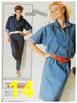 1987 Sears Spring Summer Catalog, Page 14